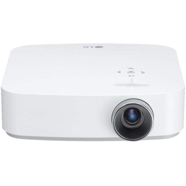 LG CineBeam PF50KS Projector - White