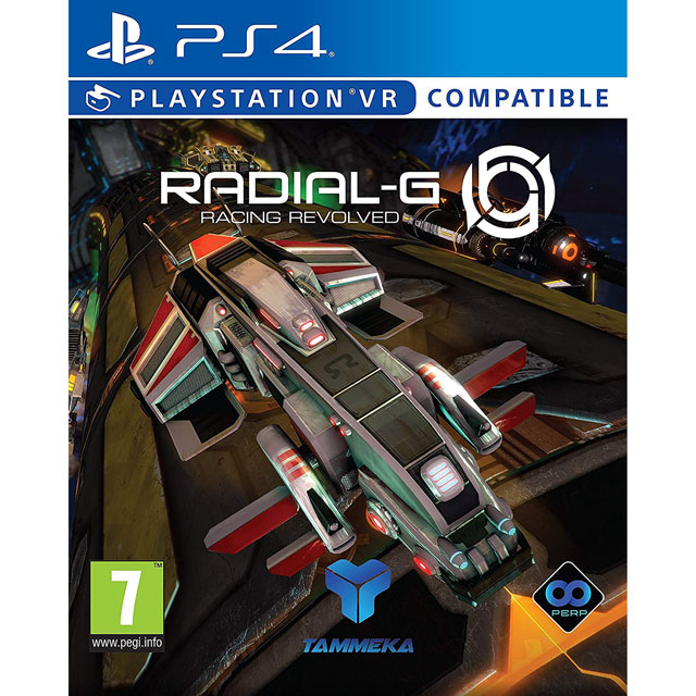 Radial-G : Racing Revolved for Sony PlayStation - PG000004 - 1