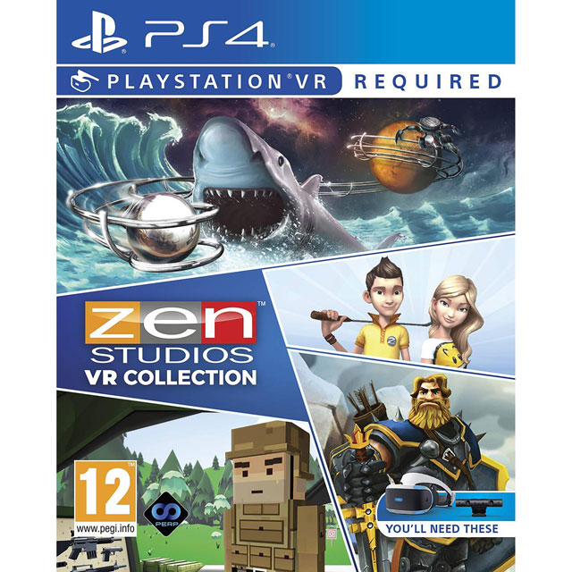 Zen Studios Ultimate VR Collection for PlayStation 4 - PG000195 - 1