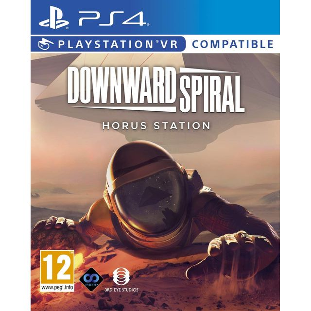 Downward Spiral Horus Station for PlayStation 4