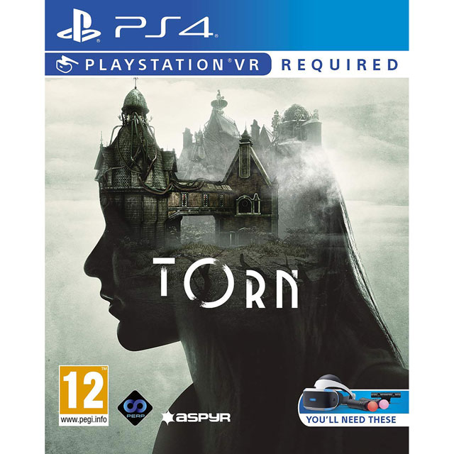 Torn for PlayStation 4 - PG000245 - 1