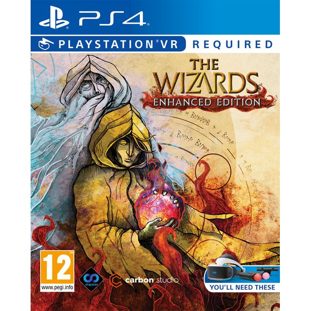 The Wizards - Enhanced Edition for PlayStation 4 - PG000300 - 1