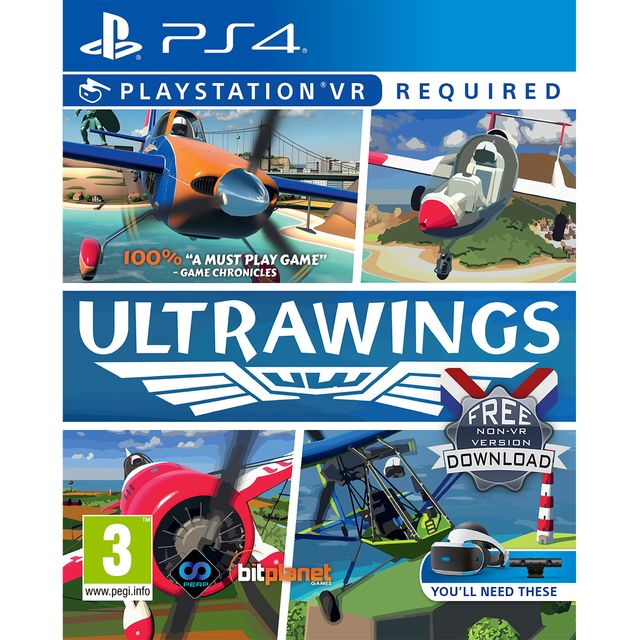 Ultrawings for PlayStation 4 - PG000363 - 1