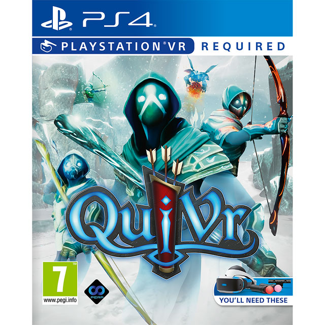 QuiVR for PlayStation 4 - PG000390 - 1