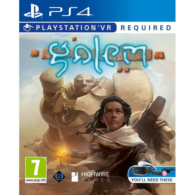 Golem for PlayStation 4