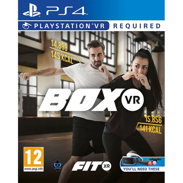 BOX VR for PlayStation 4