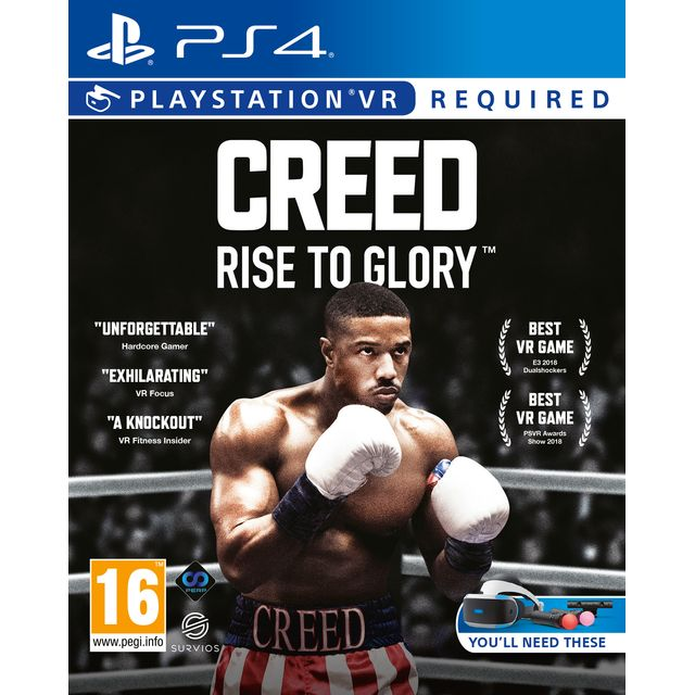 CREED: RISE TO GLORY for PlayStation 4