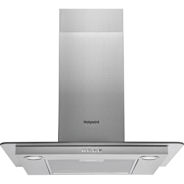 Hotpoint PHFG7.4FLMX Built In Chimney Cooker Hood - Stainless Steel - PHFG7.4FLMX_SS - 1