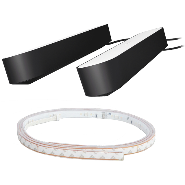 Philips Hue 2m LightStrip and Play Light - A Rated