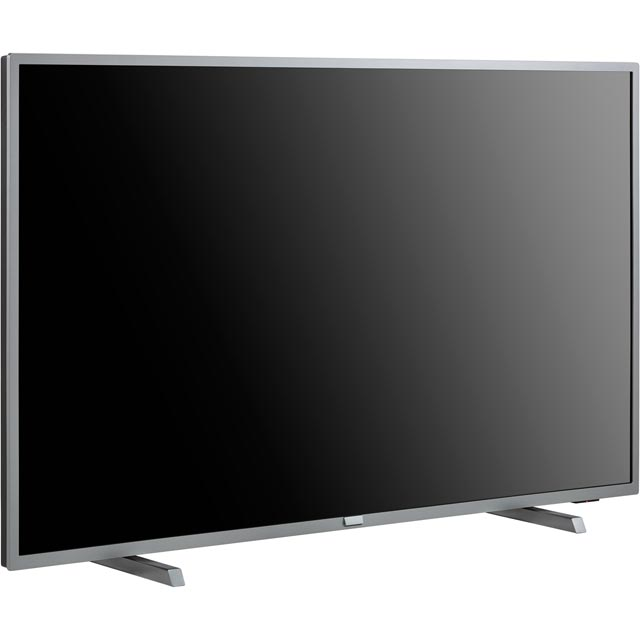 "Philips 50PUS6523 50"" Smart 4K Ultra HD TV - Dark Silver - 50PUS6523 - 5"