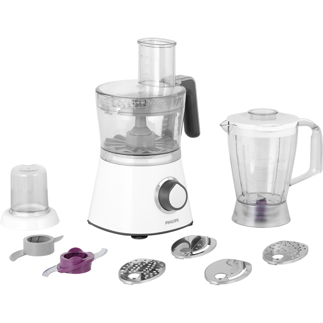 Philips Viva Collection HR7761/01 With 10 Accessories - White - HR7761/01_WH - 1