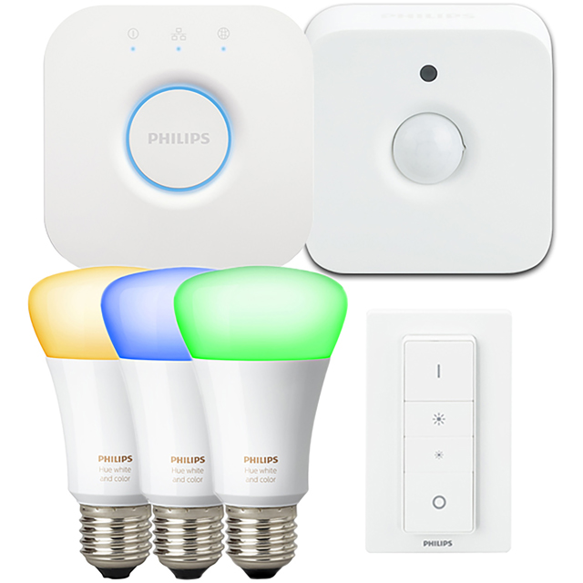 Smart Tech with Add Up To 50 Philips Hue Lights - www ao-business com