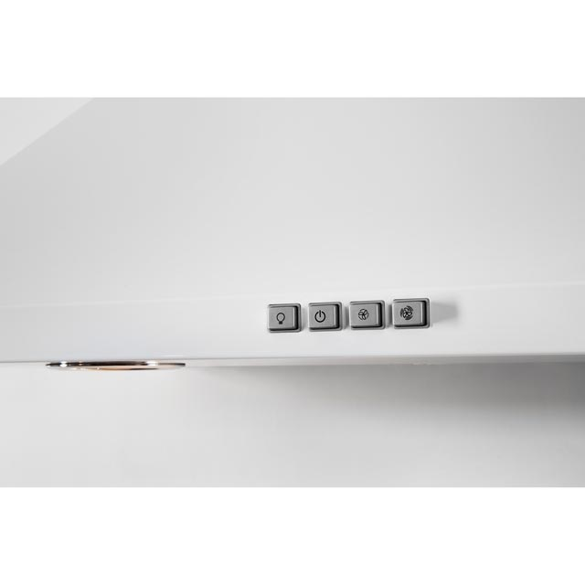 Hotpoint PHPC6.5FLMX Built In Chimney Cooker Hood - White - PHPC6.5FLMX_SS - 4