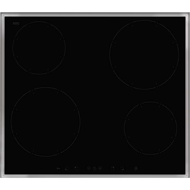 Amica PI6540TG 58cm Induction Hob - Black
