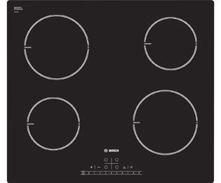 Bosch Classixx PIA611F18E 59cm Induction Hob - Black