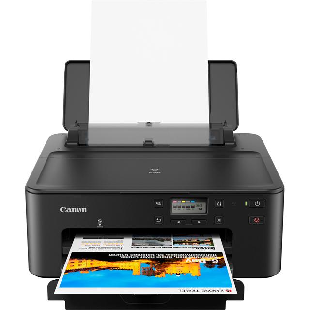 Canon Pixma TS705 Printer in Black