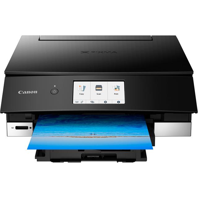 Canon Pixma TS8250 Printer in Black