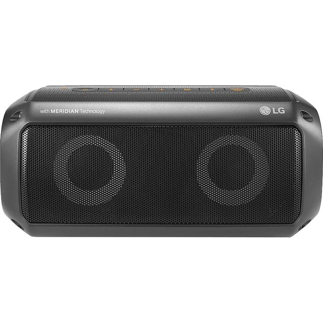 LG PK3 XBOOM GO Portable Wireless Speaker - Black - PK3 - 1