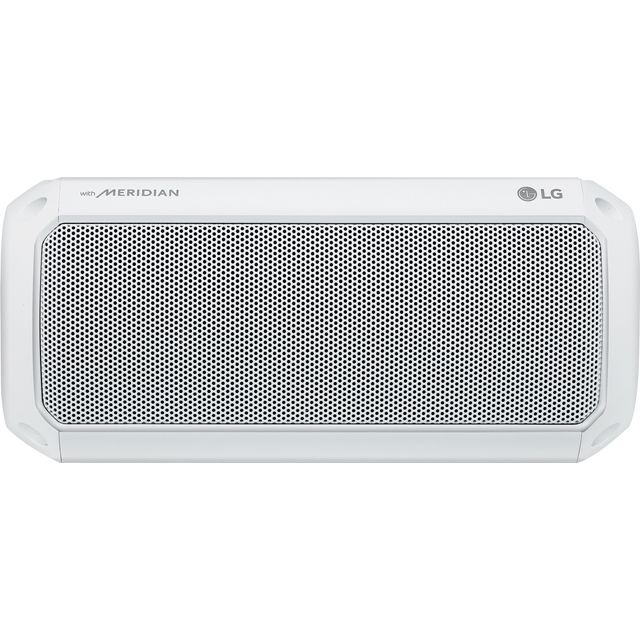 LG PK3W Wireless Speaker - White - PK3W - 1