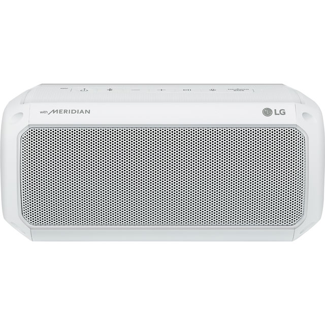 LG PK3W Wireless Speaker - White - PK3W - 2