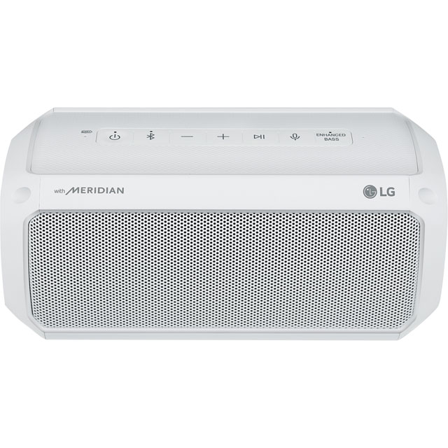 LG PK3W Wireless Speaker - White - PK3W - 3