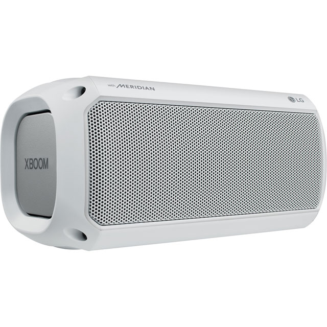 LG PK3W Wireless Speaker - White - PK3W - 4
