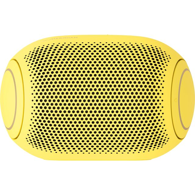 LG XBOOM Go Wireless Speaker - Sour Lemon