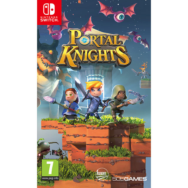 Portal Knights for Nintendo Switch - NSKERPGAM04089 - 1