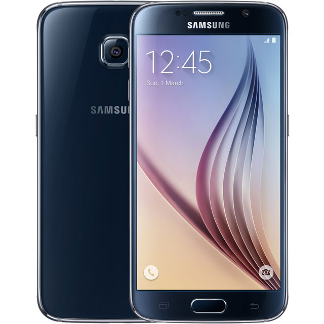 Samsung Refurbished PPLS632GBBLKRAVAT Mobile Phone in Black
