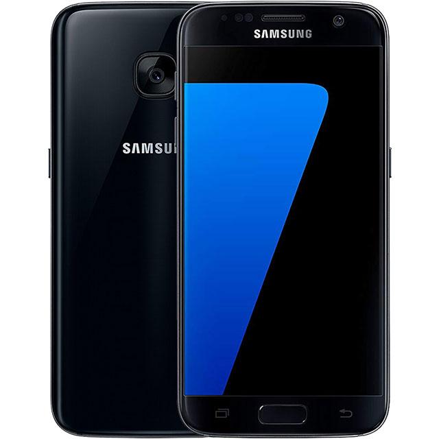Samsung Premium Pre-owned Galaxy S7 32GB Smartphone in Black