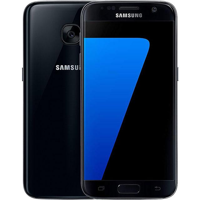 Samsung Refurbished PPLS732GBBLKRAVAT Mobile Phone in Black