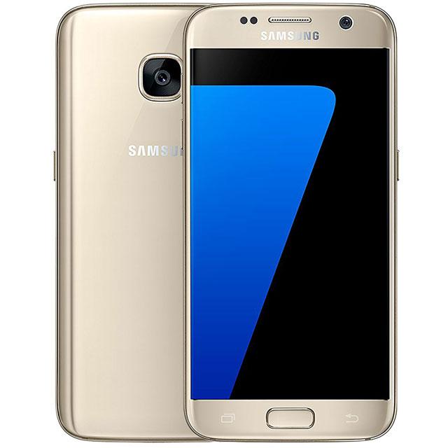 Samsung Refurbished PPLS732GBGLDRAVAT Mobile Phone in Gold