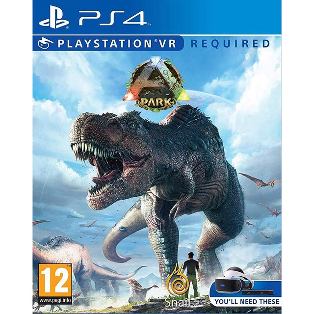 ARK Park for PlayStation 4 - PRKSTP4UK - 1