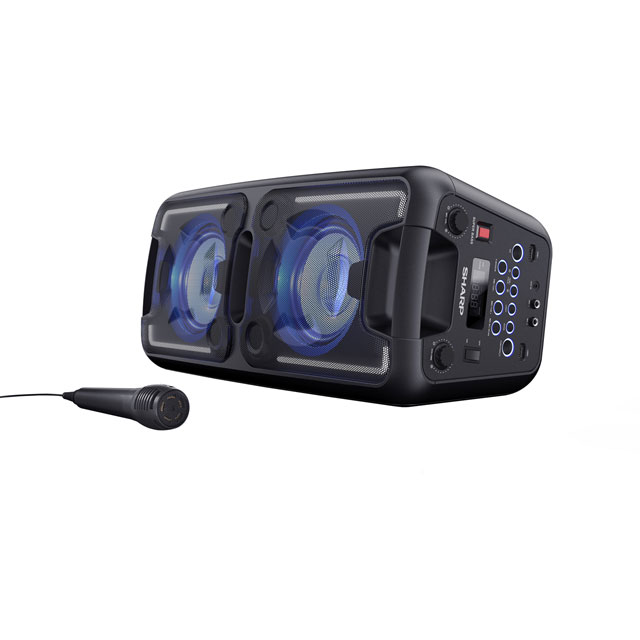 Sharp Audio PS-920 Hi-Fi System in Black