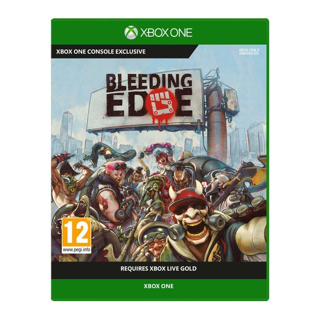 Bleeding Edge for Xbox One [Enhanced for Xbox One X]