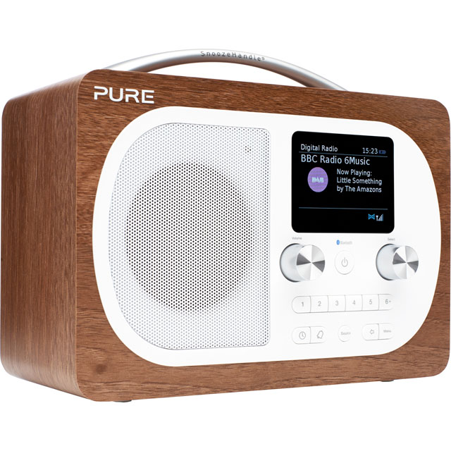 audio dab radio listen to dab and fm. Black Bedroom Furniture Sets. Home Design Ideas