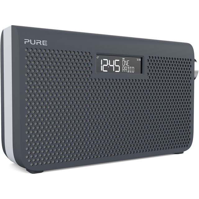 Pure One Maxi Series 3s DAB / DAB+ Digital Radio with FM Tuner - Slate Blue