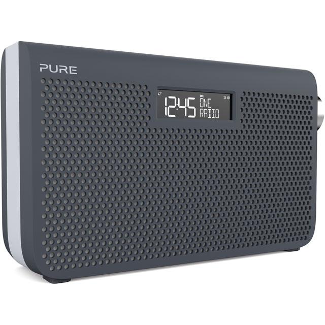 Pure One Maxi Series 3s Digital Radio in Slate Blue
