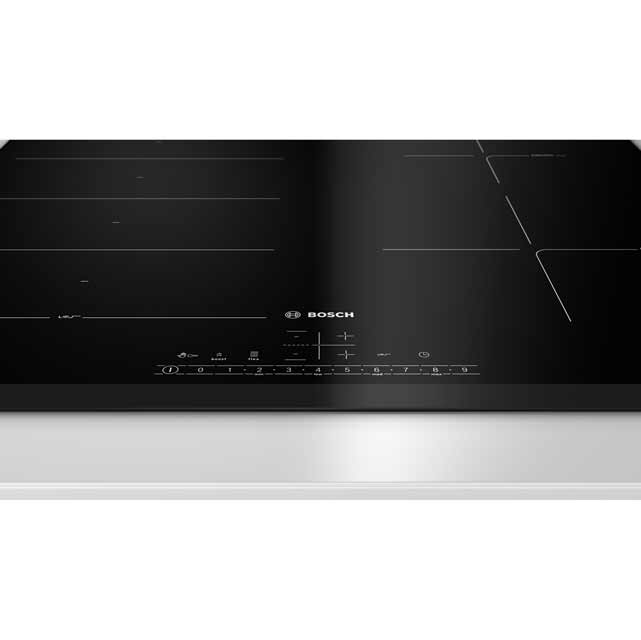 Bosch Serie 6 PXE651FC1E Built In Induction Hob - Black - PXE651FC1E_BK - 2