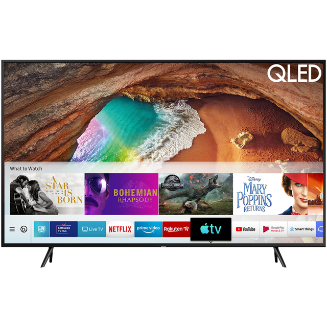 "Samsung 43"" 4K Ultra HD TV - QE43Q60RA - QE43Q60RA - 1"
