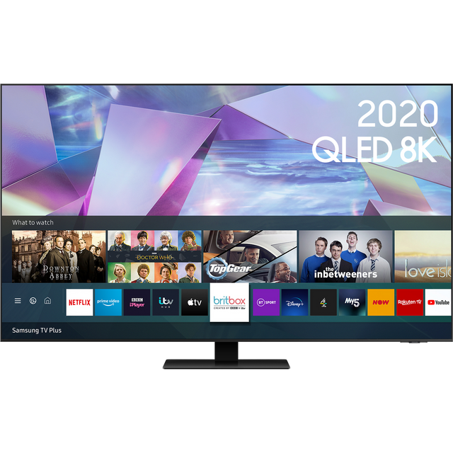 "Samsung QLED QE65Q700TA 65"" Smart 8K TV"