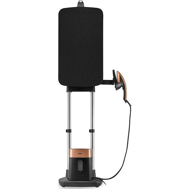 Tefal IXEO All-in-One QT1020 Handheld Garment Steamer - Black