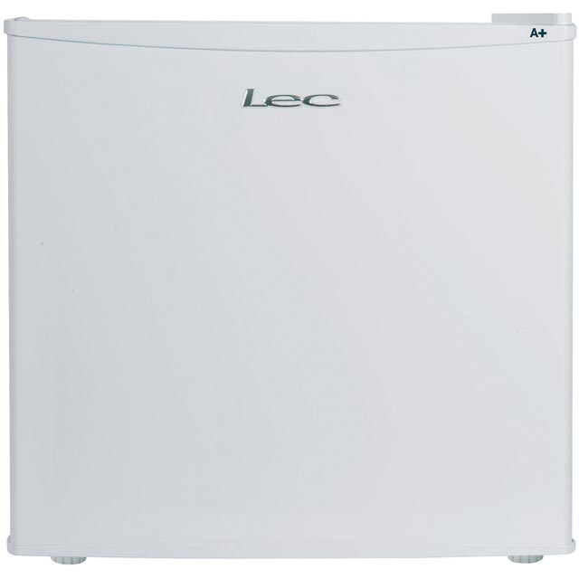 Lec R50052W.1 Table Top Fridge with Ice Box - White - A+ Rated - R50052W.1_WH - 1