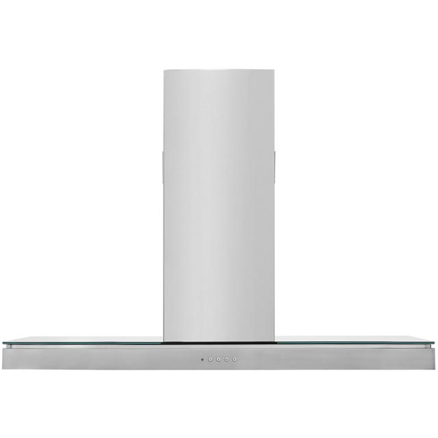 Rangemaster ELTHDC110SG Built In Chimney Cooker Hood - Stainless Steel - ELTHDC110SG_SS - 1