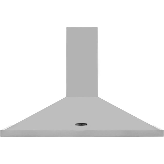 Rangemaster LEIHDC100SS/C Built In Chimney Cooker Hood - Stainless Steel - LEIHDC100SS/C_SS - 1