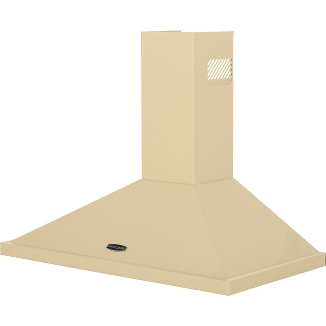 Rangemaster LEIHDC90CR/C 90 cm Chimney Cooker Hood - Cream / Chrome - LEIHDC90CR/C_CR - 5
