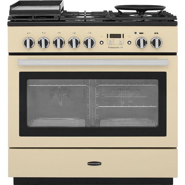 Rangemaster Professional Plus FX Free Standing Range Cooker review