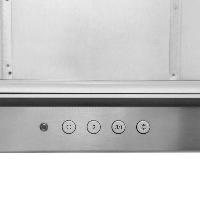 Rangemaster Toledo RMHDT110SS Built In Chimney Cooker Hood - Stainless Steel / Glass - RMHDT110SS_SSG - 2