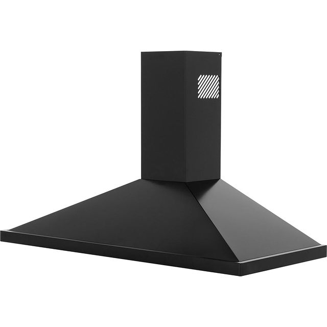 Rangemaster UNBHDC110BL Built In Chimney Cooker Hood - Black - UNBHDC110BL_BK - 5