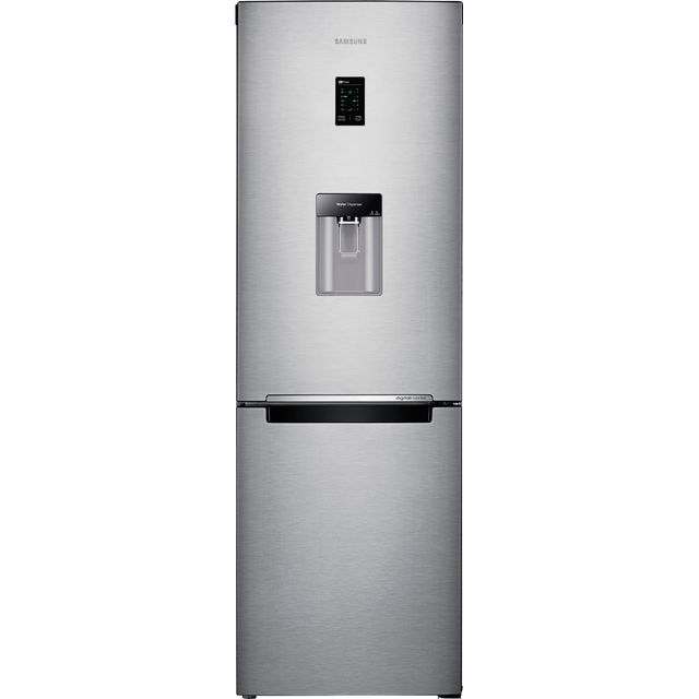 Samsung RB31FDRNDSA 60/40 Frost Free Fridge Freezer - Silver - A+ Rated - RB31FDRNDSA_SI - 1